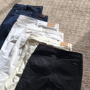 Bundle of Ralph Lauren Jeans sizes 6 & 4